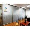 双玻百叶 办公室玻璃隔断 隔间墙 成品隔断