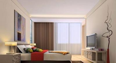 新潮家装 卧室墙布效果图 为你选购墙布的时作参