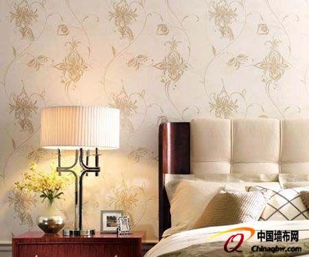 六款气质花纹卧室墙面壁纸 悠闲创意秀
