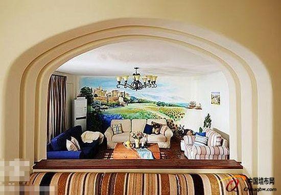 装修攻略:背景墙巧搭配让墙上风景更独特个性