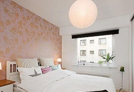 现代素雅简约墙纸装饰 提升空间质量感