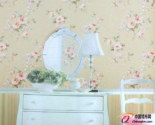 欧式客厅卧室家装壁纸效果图