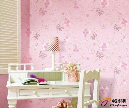 卧室墙纸颜色搭配 装扮靓丽家