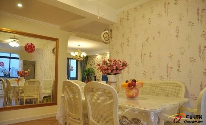 家庭装修壁纸 布 颜色该如何搭配