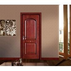 欧宝隆木门品牌开放漆欧式实木烤漆门