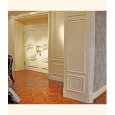 欧式中式原木实木护墙板效果图片及价格尽在眼前