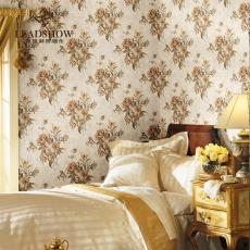 金粉含香 QH31470 领绣刺绣墙布
