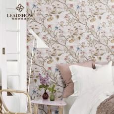 卡萨布兰卡 G21560 领绣刺绣墙布