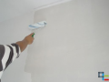 墙布施工上墙后出现透底、溢胶怎么办?