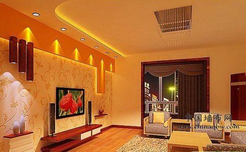 85款家装必备 现代简约客厅电视背景墙装修效果图让你眼前