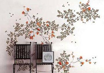 如何diy手绘墙画的方法及步骤