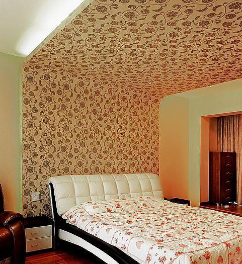 高贵家居装修风格 搭配暖色温馨卧室
